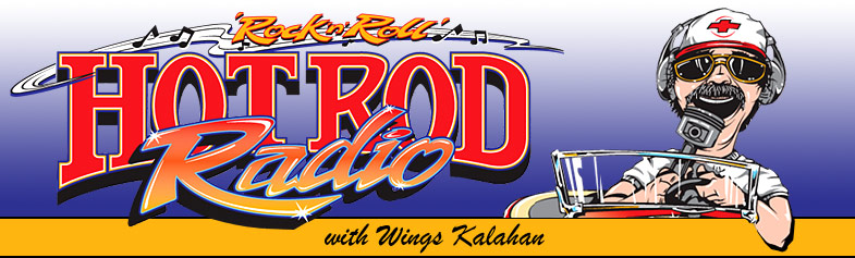 Welcome to Hot Rod Radio USA!